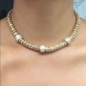 French brand necklace